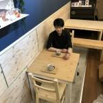 ✨坂戸【キッズカフェ】玩具公開✨大人も幸せ☕🍰椅子とテーブルもリニューアル✨