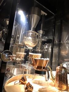 クマロマの焙煎機 NOVO MARKⅡ 坂戸に突如あらわれた、焙煎機を見ながら飲めるお店
