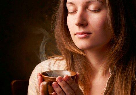 呼吸で広げる自分の器。 睡眠に効くコーヒーの香りはグアテマラ☕(´ω` )zzZ