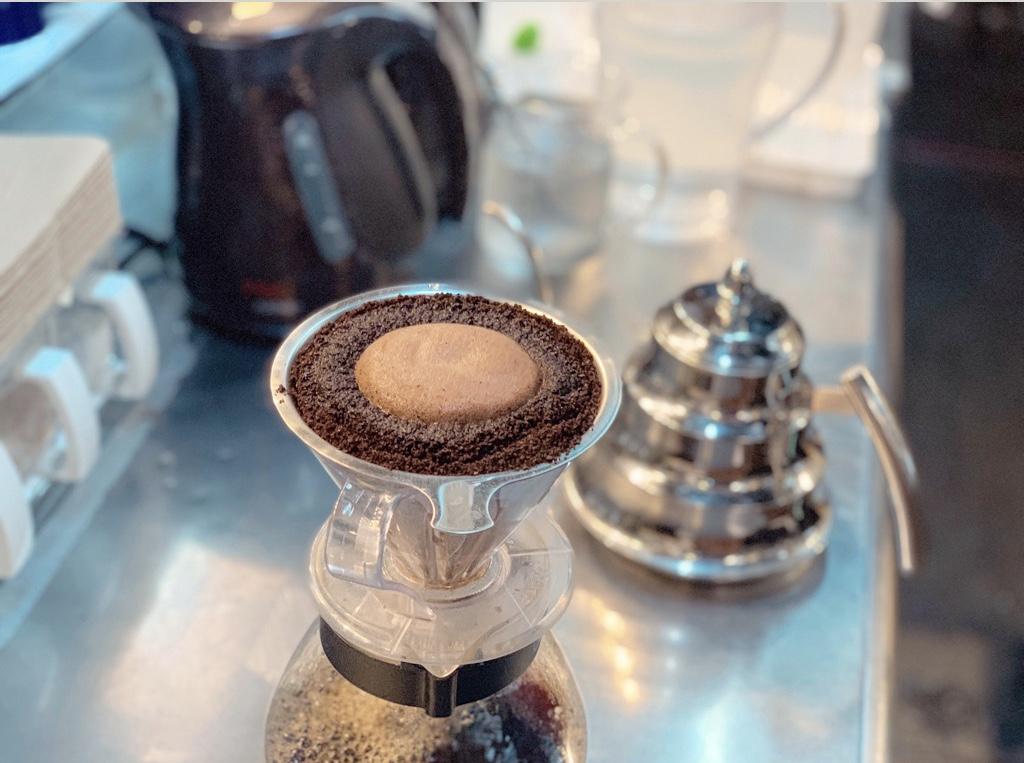 【リクエストにお応え😉】 お店のアイスコーヒーを淹れている様子を載せました延々と…😂