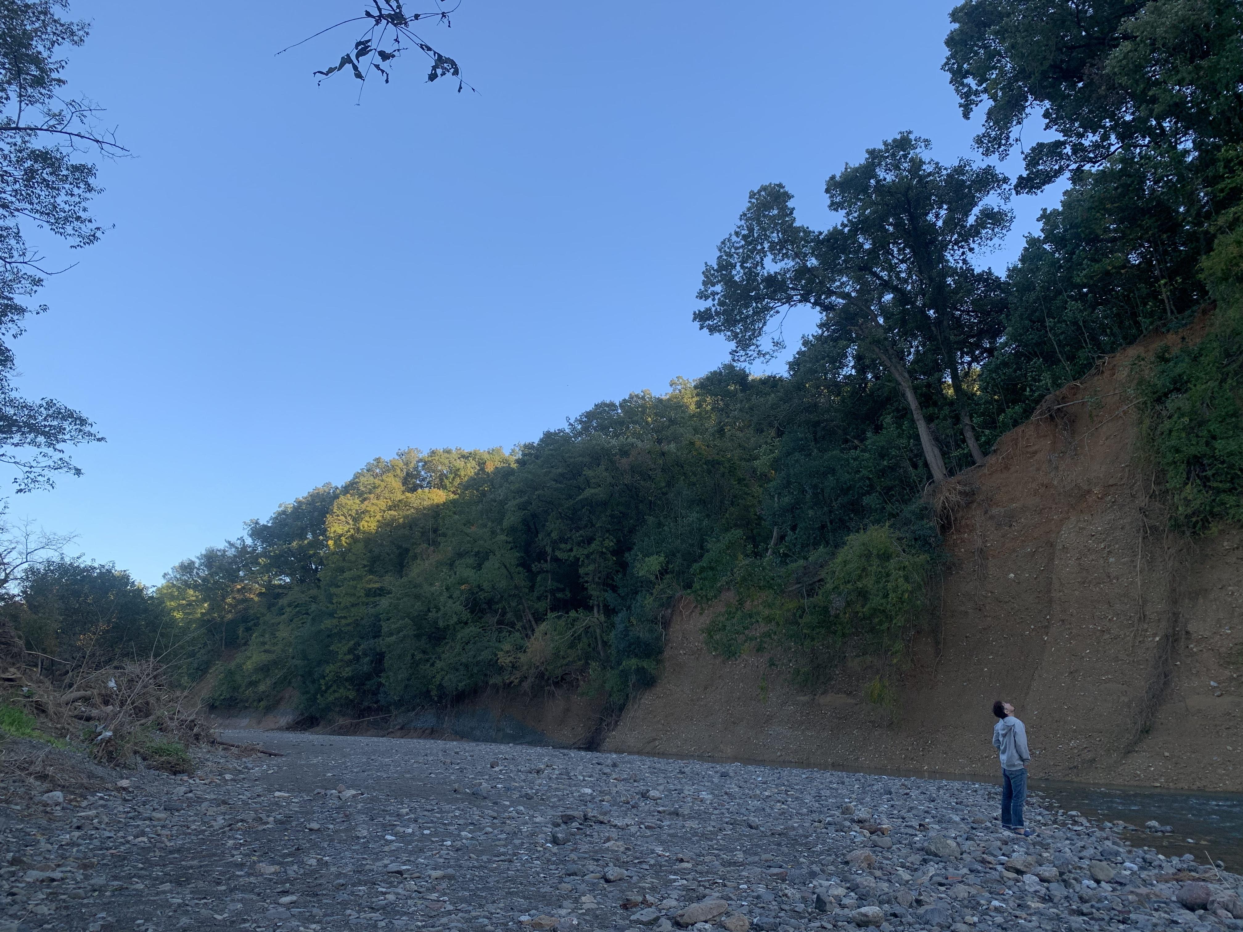 【プチアウトドア】飯能河原で珈琲淹れたあと、茂蔵さんと巾着田に行った話😊