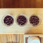 【利き珈琲】をすればコーヒーが解る??3種飲み比べセットあり〼♨️